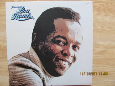 Lou Rawls ‎– The Best Of Lou Rawls
