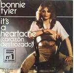 It's A Heartache = Corazón Destrozado