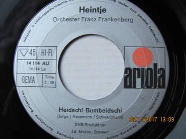 Heintje – Heidschi Bumbeidschi