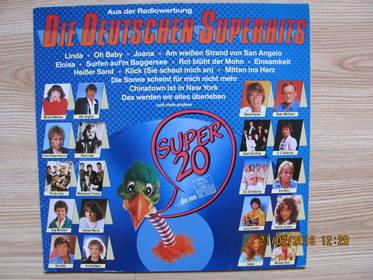 Super 20 - Die Deutschen Superhits