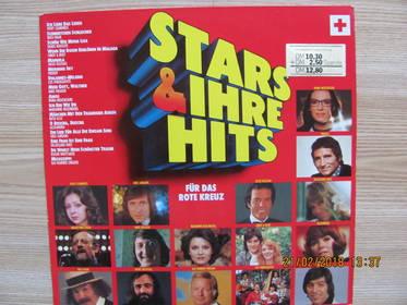 Stars & Ihre Hits Für Das Rote Kreuz