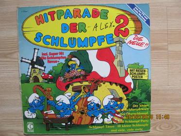 Die Schlümpfe – Hitparade Der Schlümpfe 2