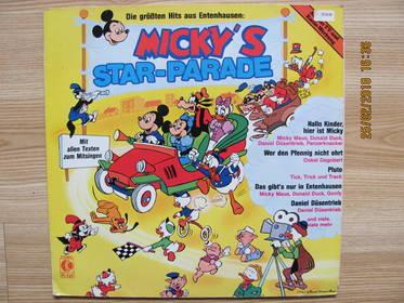 Micky's Star-Parade