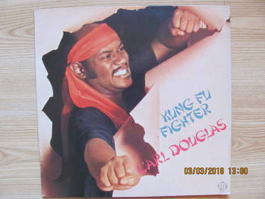Carl Douglas ‎– Kung Fu Fighter