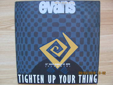 Monette Evans – Tighten Up Your Thing