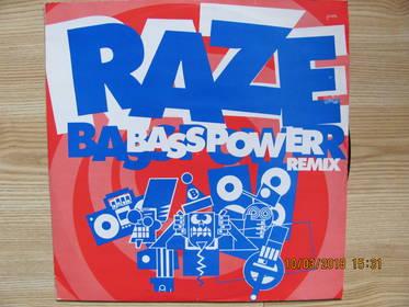 Raze – Bass Power (Remix)
