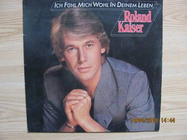 Roland Kaiser – Ich Fühl Mich Wohl In Deinem Leben