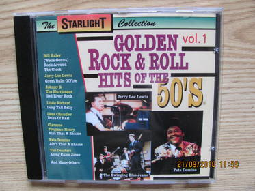 Golden Rock & Roll Hits Of The 50's Vol.1