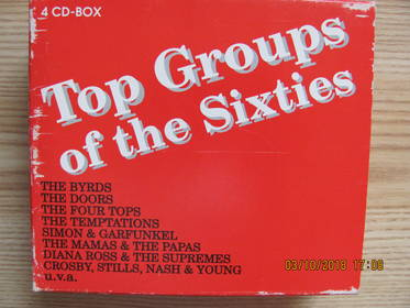 Top Groups Of The Sixties - Volume 1-4
