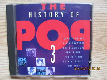The History Of Pop Music  - CD3