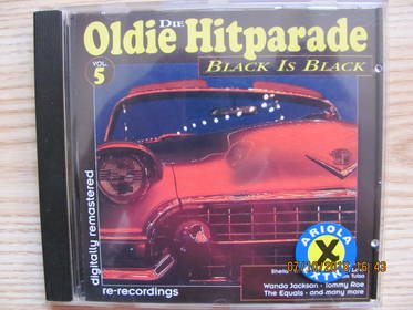 Die Oldie Hitparade Vol. 5 - Black Is Black