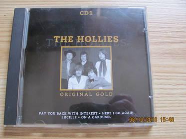 The Hollies – Original Gold - CD1