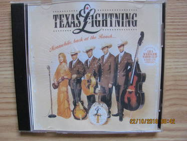 Texas Lightning – Meanwhile, Back At The Ranch...