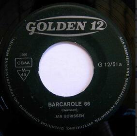 Jan Gorissen – Barcarole 66