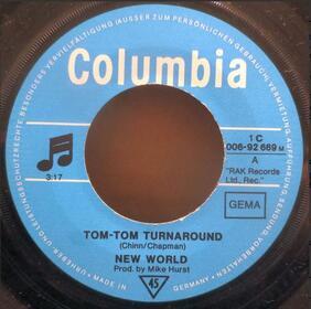 New World  – Tom-Tom Turnaround