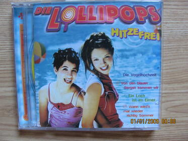 Die Lollipops – Hitzefrei