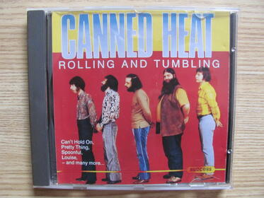 Canned Heat – Rolling And Tumbling