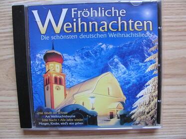 Fröhliche Weihnachten (Die Schönsten Deutschen Weihnachtslieder)