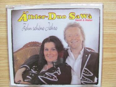 Älbler - Duo SaWa - Zehn schöne Jahre