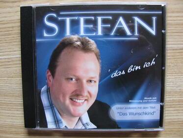 Stefan - das bin ich