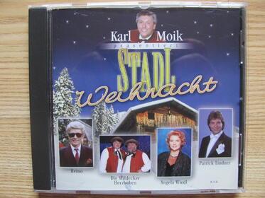 Karl Moik präsentiert Stadl Weihnacht
