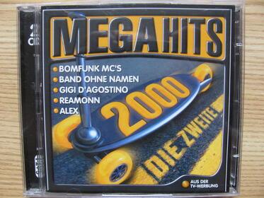 Megahits 2000 Die Zweite