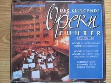 Der klingende Opernführer 1786-1813