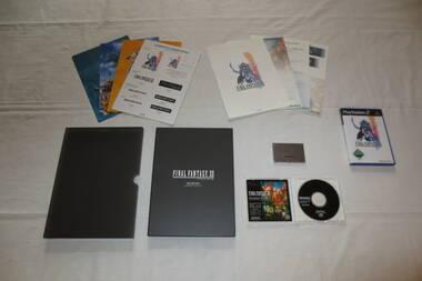 PS2 Final Fantasy XII Press Kit Square Enix Japan 2003