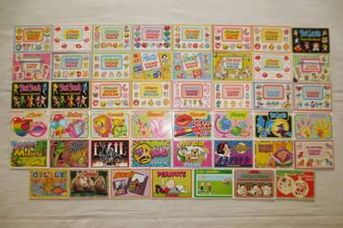 Sticker Fun Büchlein/Boekje/Booklet Introduct Holland Ijsselstein