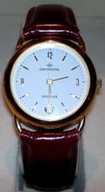 Continental sportlich elegante u.hochwertige Schweizer Armbanduhr