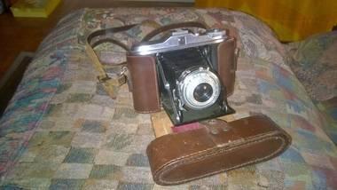 Sammlung Fotoapparate / Kameras aus den 30iger bis 70iger Jahren