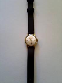 Tissot Damenuhr mit mechanischem Uhrwerk