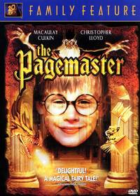 Der Pagemaster - Richies fantastische Reise (1994) DVD deutsch