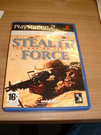 Stealth Force PS2