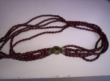 Halskette fünf reihig