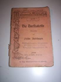 Friedrich Spielhagen: Die Dorfkokette