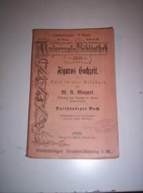 W.A.Mozart: Figaros Hochzeit