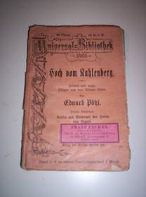Eduard Pötzl: Hoch vom Kahlenberg Bd.3