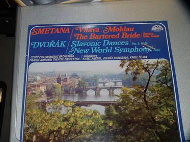 Original LP aus der CSSR mit Klassik