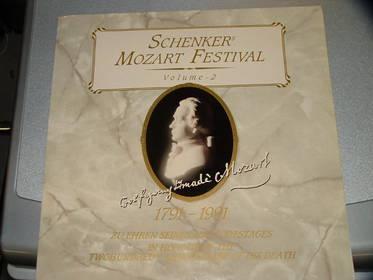 Schenker's Mozart Festival Vol. 2