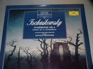 LP Tschaikowsky Symphonie Nr.6