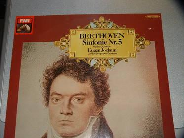 LP Beethoven Symphonie Nr. 5