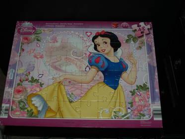 Puzzle Disney Schneewittchen