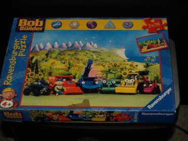Puzzle Bob der Baumeister