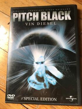 DVD Pitch Black Planet der Finsternis - Special Edition - NEU