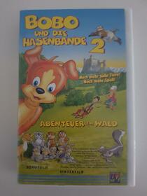 Bobo und die Hasenbande 2: Abenteuer im Wald (VHS)
