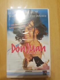 Don Juan de Marco (VHS)