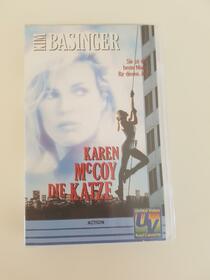 Karen McCoy - Die Katze (VHS)