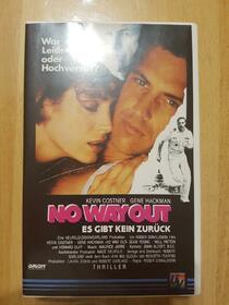 No Way Out - Es gibt kein Zurück (VHS)