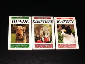 Katzen Hunde Kleintiere - Leben mit Tieren